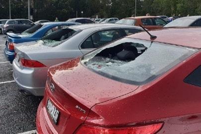 damaged car removal